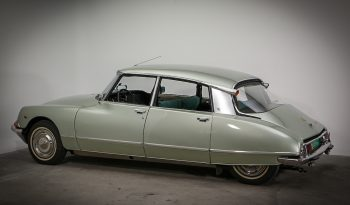 Citroen DS 21 IE Pallas full