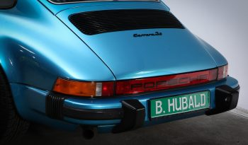 Porsche 911 Carrera 3.0 SONDERFARBE full