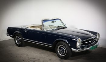 Mercedes Benz 230 SL W113 full