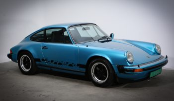 Porsche 911 Carrera 3.0 full