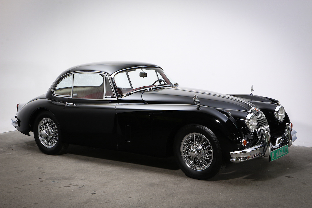 Jaguar XK 150 FHC 3,8 LHD full