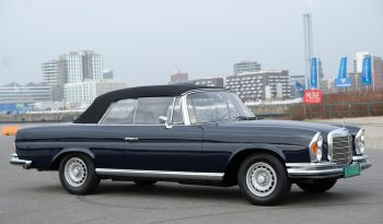 Mercedes Benz W111 280SE 3,5 full